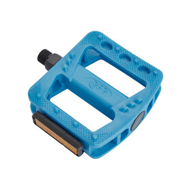 Cube RFR Flat HQP CMPT Pedal blå
